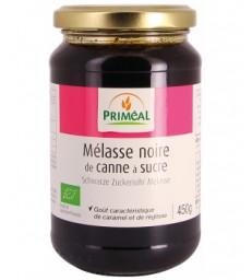 Melasse noire bio de canne à sucre 450g Primeal