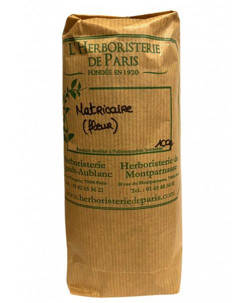 Camomille Matricaire capitule floral extra 100 gr Herboristerie de Paris vrac pour tisane