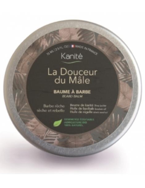 Baume à Barbe Original 75ml Kanite Herboristerie de Paris
