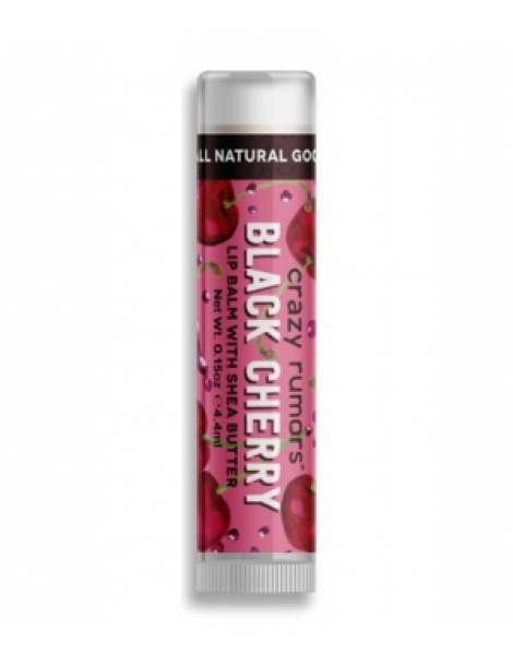 Baume à lèvres Cerise Noire 4,4gr Crazy Rumors Herboristerie de Paris