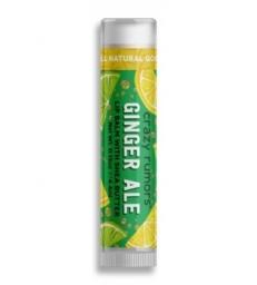 Baume à lèvres Citron Gingembre 4.4g 0.005 gr Crazy Rumors