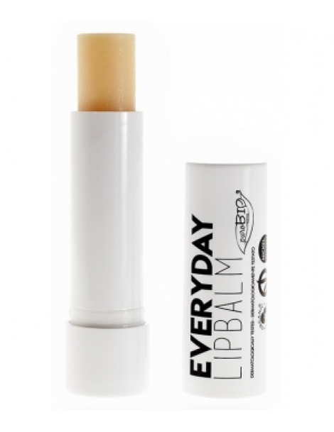 Baume à lèvres Everyday 5ml Purobio Cosmetics Herboristerie de Paris