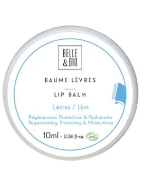 Baume à lèvres Abricot pot 10ml Belle et Bio Herboristerie de Paris