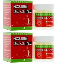 Baume chinois baume de massage 60.0ml (2x30ml) Monapharm