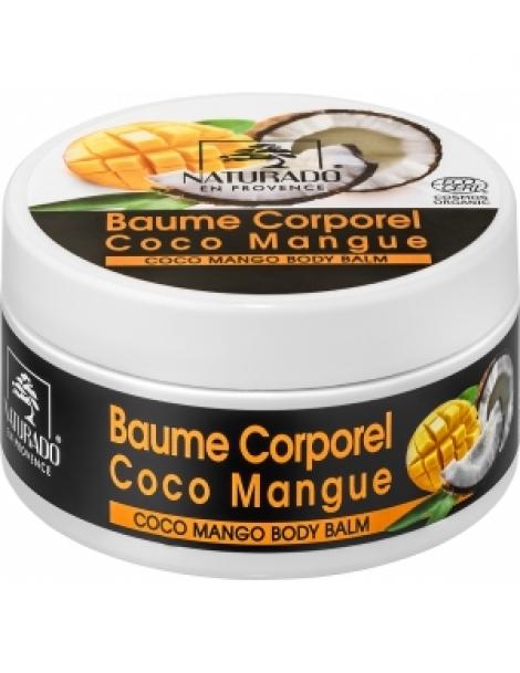 Baume Coco Mangue 200ml Naturado Herboristerie de Paris