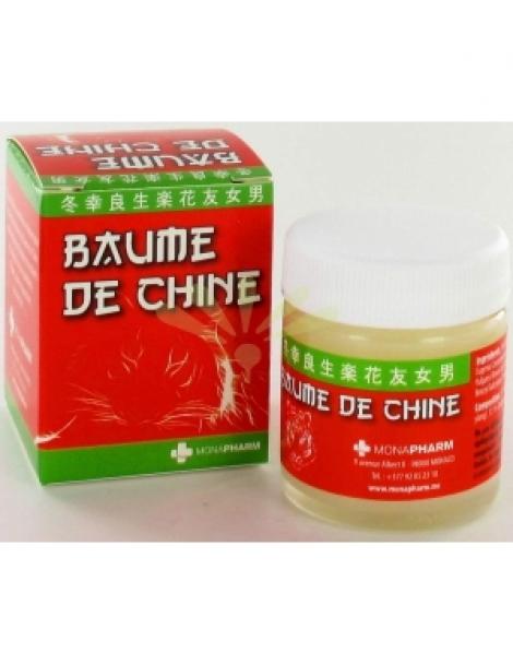 Baume de Chine baume de massage 30ml Monapharm Herboristerie de Paris