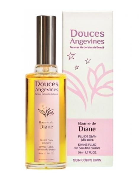 Baume de Diane Soin fermeté 50ml Les Douces Angevines Herboristerie de Paris
