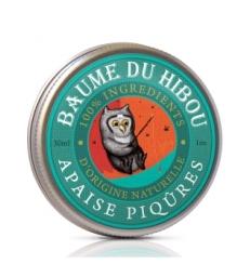 Baume de massage apaise piqûres 30ml Les Baumes Du Hibou
