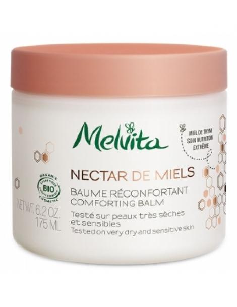 Baume Réconfortant Nectar de Miels 175ml Melvita Herboristerie de Paris