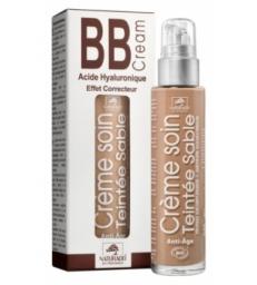 BB cream à l'Acide hyaluronique Sable 50ml Naturado