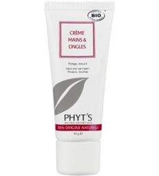 Crème Mains et Ongles  protectrice et hydratante  40ml Phyt's