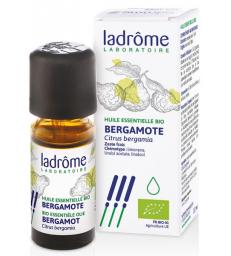 Huile Essentielle de Bergamote Bio 10ml Ladrome