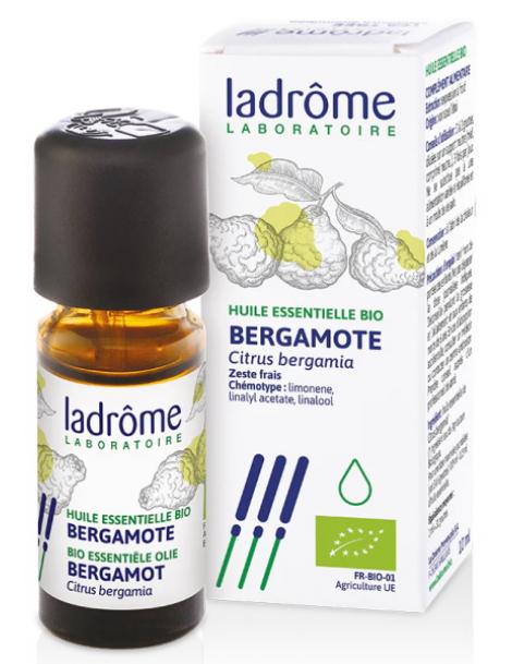 Bergamote Bio huile essentielle 10ml Ladrome Herboristerie de Paris