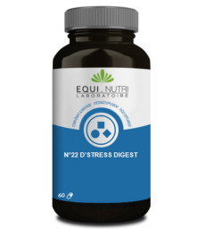 No 22 D Stress Digest 60 gélules Equi - Nutri