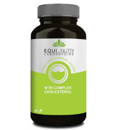 Complex cholesterol No 29 30 gélules végétales Equi-nutri