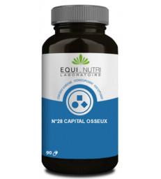 Capital Osseux Complexe No 28 90 gélules Equi Nutri