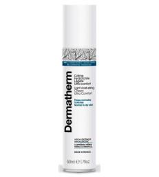 Crème hydratante légère ultra confort 50 ml Dermatherm