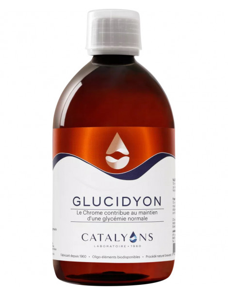 Glucidyon 500 ml Catalyons