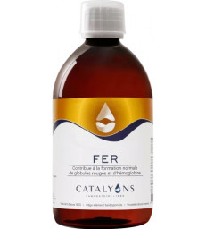 Oligo élément FER Catalyons 500 ml Catalyons