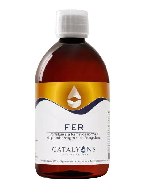 Oligo élément FER Catalyons 500 ml Catalyons