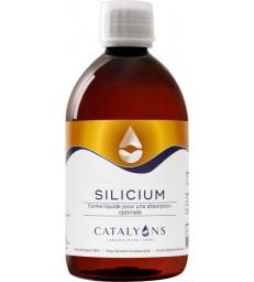 Oligo élément SILICIUM acide orthosilicique 500 ml Catalyons