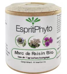 Marc de Raisin 90 gélules Esprit phyto