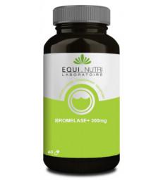 Bromelase 300mg 60 gelules Equi - Nutri