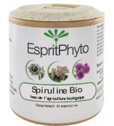 Spiruline bio 90 gélules Esprit phyto