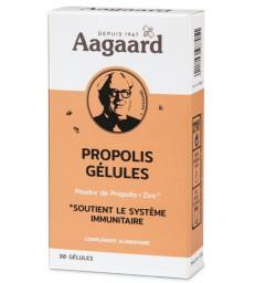 Propolin Propolis Zinc 30 gélules 250 mg Aagaard