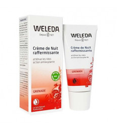 Crème de Nuit raffermissante à la Grenade 30 ml Weleda