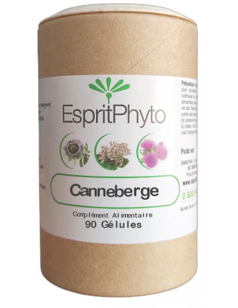 Canneberge Cranberry 90 gélules EspritPhyto PACS Herboristerie de paris
