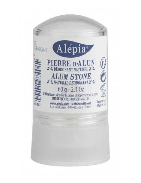 Pierre d'Alun Naturelle Stick 60g Alepia
