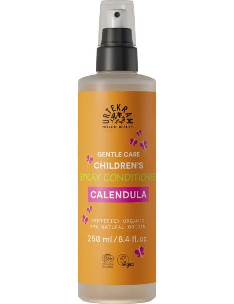 Demêlant en spray Calendula pour enfants 250ml Urtekram