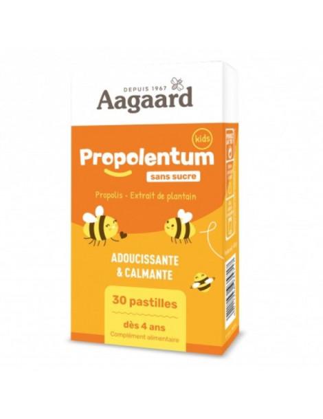 Propolentum Kids 30 Pastilles Aagaard