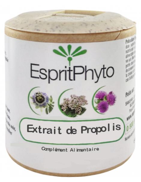 Propolis 90 gélules Esprit phyto
