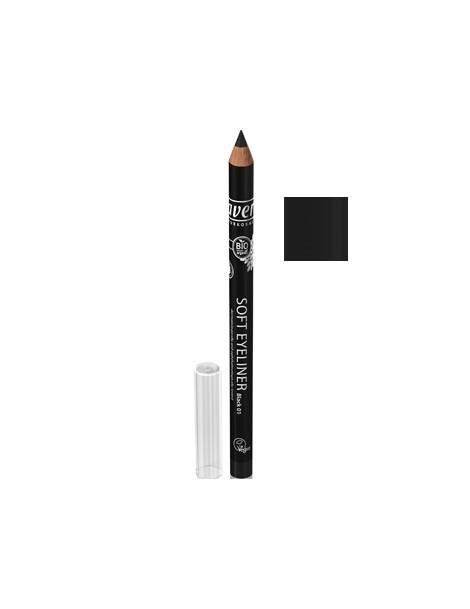 Crayon à paupières Noir 01 1.14g Lavera