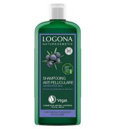Shampooing Anti pelliculaire au genévrier 250ml Logona