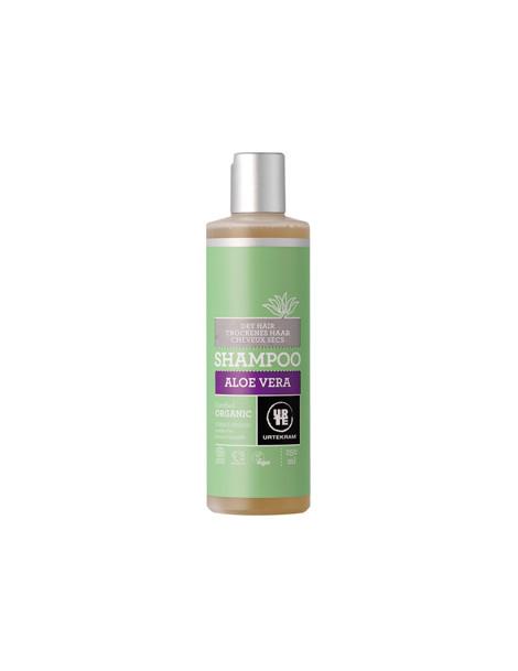 Shampoing Aloé Véra Cheveux Secs 250ml Urtekram