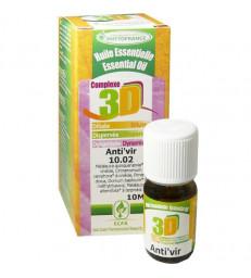 3D ANTI VIR' 10ML Phytofrance