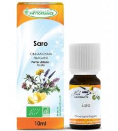 Huile essentielle de Saro (Cinnamosma) bio 10 ml Phytofrance