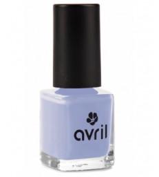 Vernis à ongles bleu layette 7ml Avril