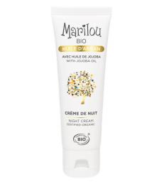 Crème de nuit à l'huile d'Argan 50ml Marilou Bio