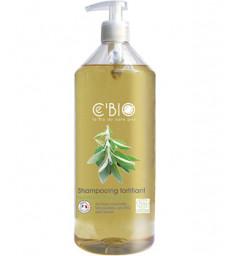 Shampooing fortifiant Quinquina Sauge Citron 1L C'bio