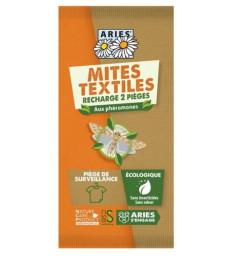 Mottlock® Mitbox 2 Pièges recharges à Mites textiles Aries