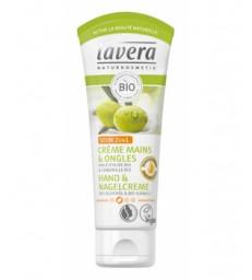 Crème mains et ongles Huile d'olive et Camomille bio 75ml Lavera