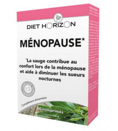 Ménopause 60 comprimés Diet Horizon