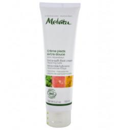 Crème extra douce pieds soin réparateur 150ml Melvita