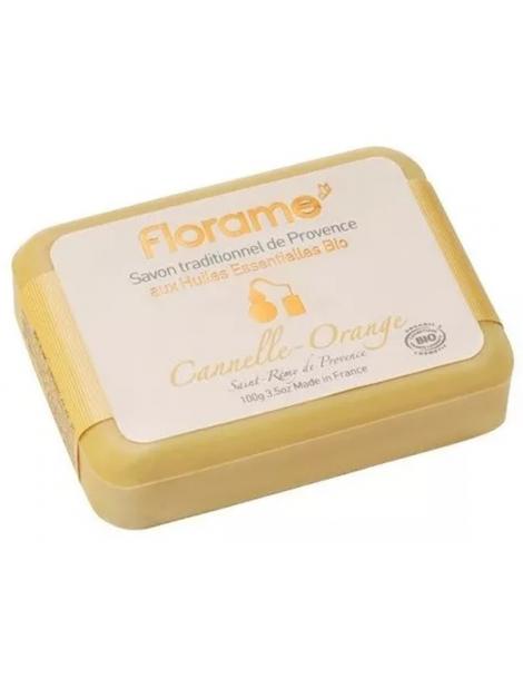 Savon de Provence Cannelle Orange 100g Florame