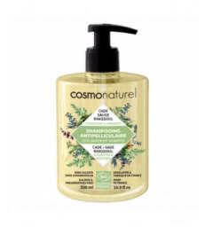 Shampoing douche Tonique 2 en 1 Menthe Eucalyptus 500ml Cosmo Naturel