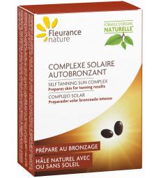 Complexe solaire autobronzant 30 capsules Fleurance Nature